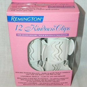 Remington Kindness Clips for Hot Roller Curlers